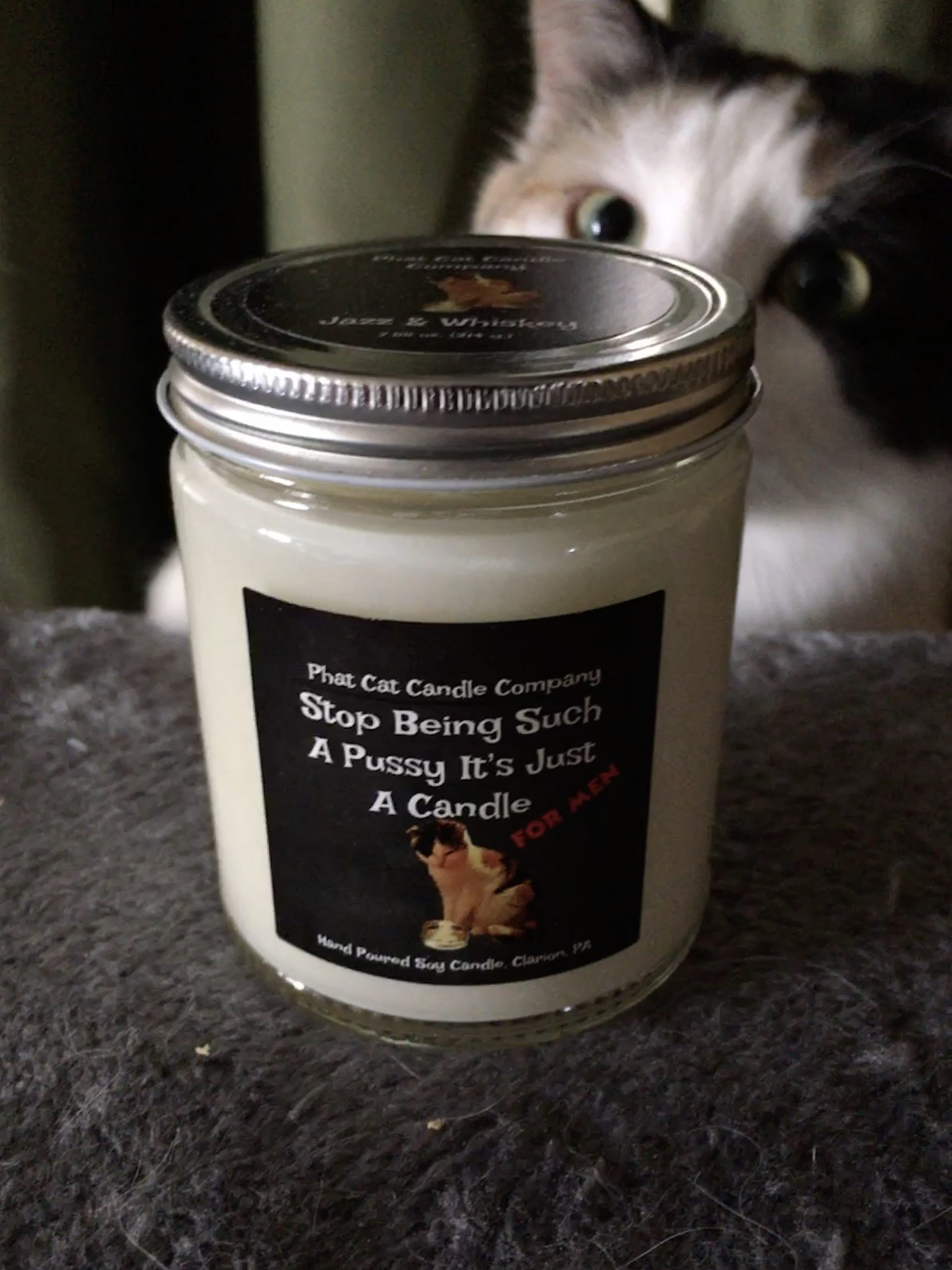 Phat Cat Candle Company